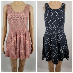 👗👗 {Bundle} 2 Skater Dresses